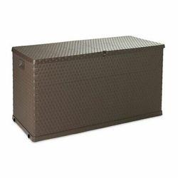 Skrzynia ogrodowa na poduszki Multibox 420 L brązowa - Transport GRATIS!