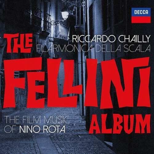 Muzyka filmowa, Nino Rota - Fellini Album
