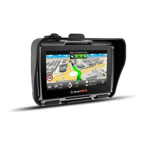 Nawigacja motocyklowa, Nawigacja SMART GPS SG43 DARMOWY TRANSPORT
