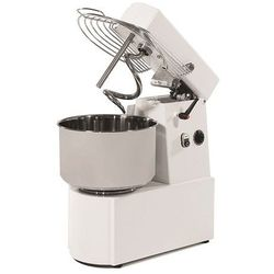 Miesiarka spiralna do ciasta z podnoszonym hakiem i stałą dzieżą | 40L | 400V | 2 prędkości
