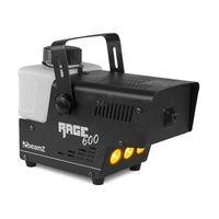 Wytwornice dymu, Beamz Rage 600LED, wytwornica mgły, 600 W, 65 m3/min, 3 x dioda LED, 0,5 l, pilot przewodowy