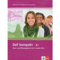 Językoznawstwo, Daf Kompakt A1 Kurs- Und Ubungsbuch Mit 2 Audio-Cds (opr. miękka)