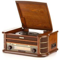 Gramofon HYUNDAI RTCC-513RIP Coffe (old)