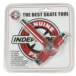 narzęndzie INDEPENDENT - Genuine Parts Best Skate Tool Standard Red each (78892)