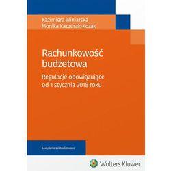 Rachunkowość budżetowa - Winiarska Kazimiera, Kaczurak-Kozak Monika (opr. miękka)