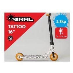 """RKR Viral 16"""" hulajnoga wyczynowa Tattoo"""