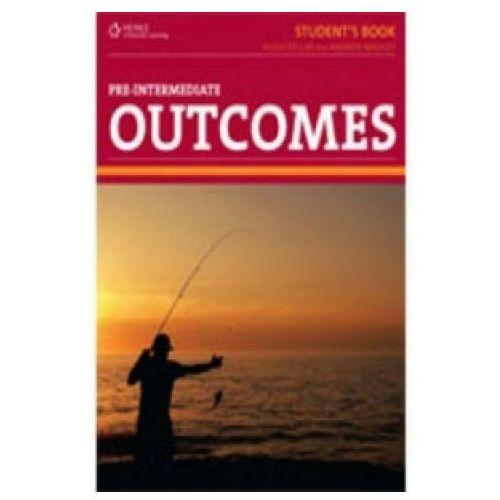 Książki do nauki języka, Outcomes Pre-Intermediate WorkBook /tylko z CD/ (opr. miękka)