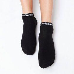 GymBeam Skarpety Ankle Socks 3Pack Black
