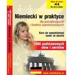 Niemiecki w praktyce dla początkujących - 1000 słów i zwrotów - Dorota Guzik