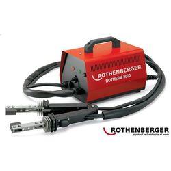 ROTHENBERGER Lutownica elektryczna do lutowania miękkiego ROTHERM 2000 Set (36702)