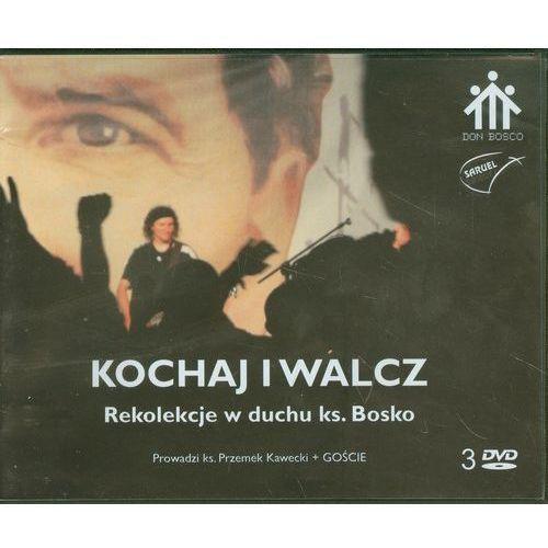 Filmy religijne i teologiczne, Kochaj i walcz - WAM OD 24,99zł DARMOWA DOSTAWA KIOSK RUCHU