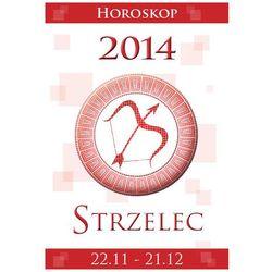 Strzelec Horoskop 2014 - Krogulska Miłosława, Podlaska-Konkel Izabela (opr. miękka)