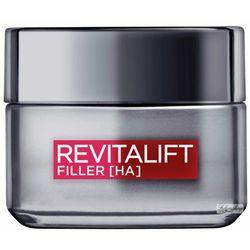 L'Oréal - REVITALIFT FILLER [HA] - Krem anti-age z kwasem hialuronowym na dzień