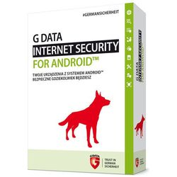 Program GDATA Mobile Internet Security Android (1 rok) + Zamów z DOSTAWĄ JUTRO!