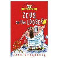 Książki do nauki języka, Zeus On The Loose (opr. miękka)