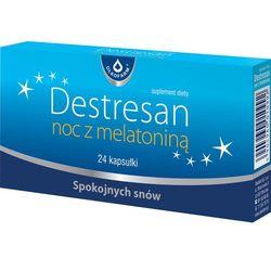 Destresan noz z melatoniną 24kaps