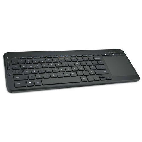 Klawiatury do komputerów, Klawiatura MICROSOFT All-In-One Media Keyboard N9Z-00022 + Zamów z DOSTAWĄ JUTRO! + DARMOWY TRANSPORT!