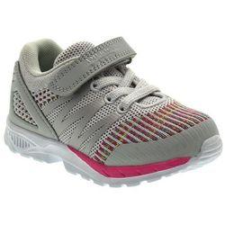 Buty sportowe dla dzieci American Club ES26/20 Szare - Szary