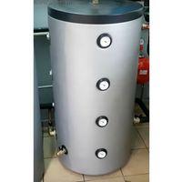 Zasobniki i wymienniki, Bufor ERMET 80L Bez Wężownicy do CO - Zbiornik Buforowy Zasobnik Akumulacyjny 80 litrów, 90cm x 49cm - Wysyłka Gratis