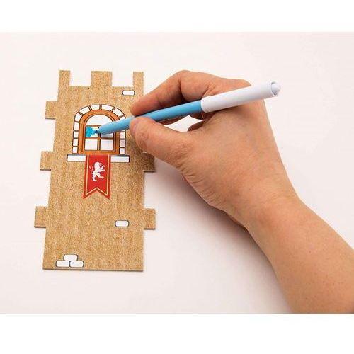 Kreatywne dla dzieci, Zestaw kreatywny Zamek przygód
