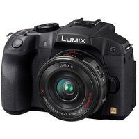 Aparaty kompaktowe, Panasonic Lumix DMC-G6
