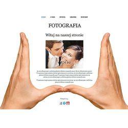 Szablon strony Fotografia V8