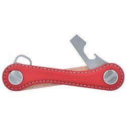 Keykeepa Leather Schlüsselmanager Leder 1-12 Schlüssel race red ZAPISZ SIĘ DO NASZEGO NEWSLETTERA, A OTRZYMASZ VOUCHER Z 15% ZNIŻKĄ