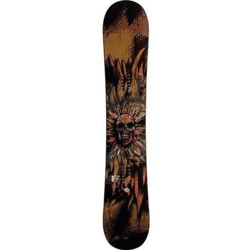 Deski snowboardowe, Deska snowboardowa Rossignol Taipan Amptek RE1XD01