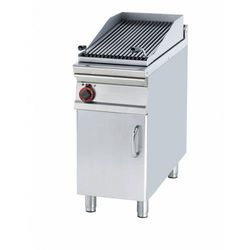 Grill wolnostojący wodny elektryczny | 380x660mm | 7800W | 400x900x(H)900mm