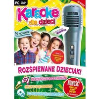 Gry PC, Karaoke Dla Dzieci Rozśpiewane Dzieciaki (PC)