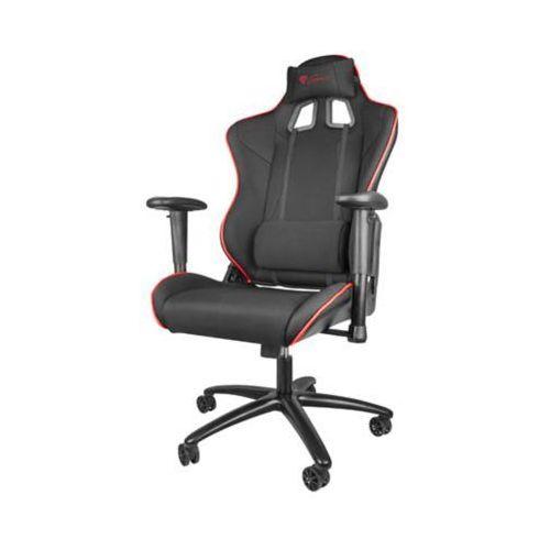 Fotele dla graczy, GENESIS Fotel dla gracza NITRO 770 czarny NFG-0910 - odbiór w 2000 punktach - Salony, Paczkomaty, Stacje Orlen