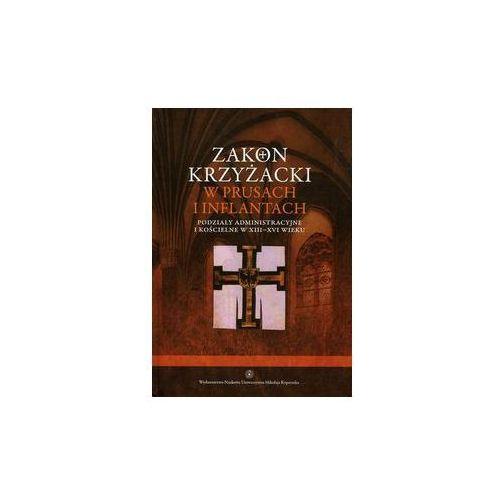 Historia, Zakon Krzyżacki w Prusach i Inflantach t.2 (opr. twarda)