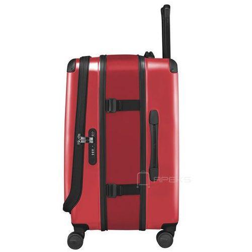 Torby i walizki, Victorinox Spectra™ 2.0 średnia walizka poszerzana 69 cm / czerwona - Red ZAPISZ SIĘ DO NASZEGO NEWSLETTERA, A OTRZYMASZ VOUCHER Z 15% ZNIŻKĄ