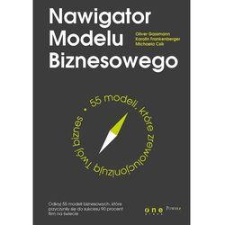 Nawigator Modelu Biznesowego - Dostawa 0 zł (opr. twarda)