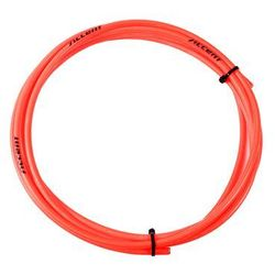 610-22-437_ACC Pancerz hamulcowy Accent 5 mm - 3 metry czerwony fluo