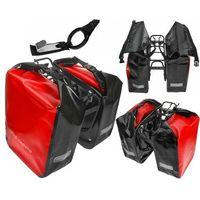 Sakwy, torby i plecaki rowerowe, Sakwy tylne CROSSO Dry Big 60
