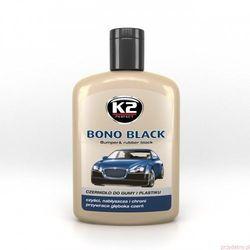 BONO BLACK 200 czernidło do odnawiania gumy i plastików 200ml