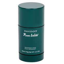 Davidoff Run Wild dezodorant 75 ml dla mężczyzn