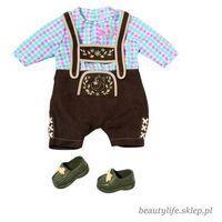Pozostałe lalki i akcesoria, ZAPF CREATION Baby born® - Ludowa strój bawarski/austriacki dla lalki chłopca