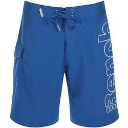 strój kąpielowy BENCH - Halkman Blue (BL011)