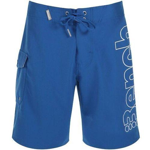 Kąpielówki, strój kąpielowy BENCH - Halkman Blue (BL011) rozmiar: 34