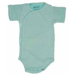 Lodger body dziecięce Romper Short Sleeves Ciumbelle Silt Green 62 zielony - BEZPŁATNY ODBIÓR: WROCŁAW!