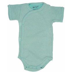 Lodger body dziecięce Romper Short Sleeves Ciumbelle Silt Green 74 zielony - BEZPŁATNY ODBIÓR: WROCŁAW!