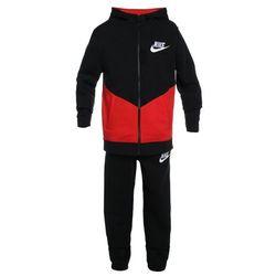 Nike Performance SUIT CORE Dres black/university red/white