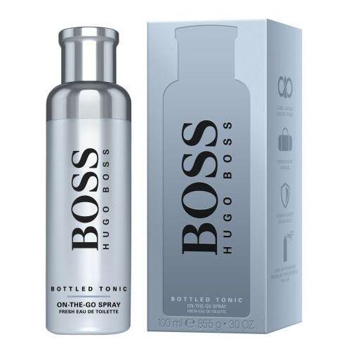 Pozostałe zapachy, HUGO BOSS Boss Bottled Tonic On-The-Go woda toaletowa 100 ml dla mężczyzn