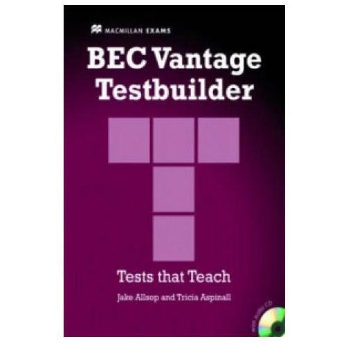 Książki do nauki języka, Bec Vantage Testbuilder (opr. twarda)