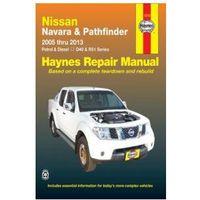 Biblioteka motoryzacji, Nissan Navara And Pathfinder (Aus)