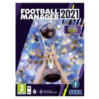 Gry na PC, Football Manager 2021 (PC)