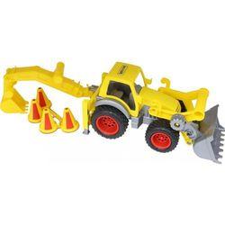Wader QT ConsTruck Traktor Ładowarka z Łyżką