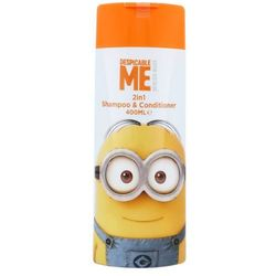 Despicable Me 2in1 Shampoo & Conditioner Minionki 2w1 Szampon i Odżywka 400 ml